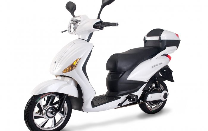 z tech 250w ηλεκτρικό scooter